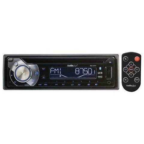 Audiopipe AM/FM/CD/USB/BT with Remote & sub out