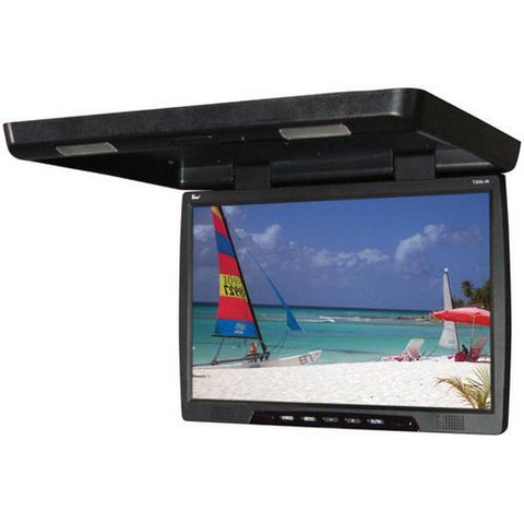 "Tview Monitor 20"" Black Flipdown TFT widescreen"