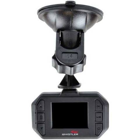 "Whistler(R) D230 D230 Dash Cam with 1.5"" Screen"