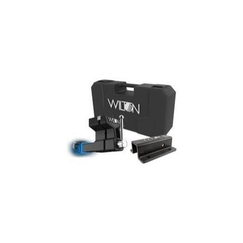Wilton 10015 All-Terrain Vise with Carrying Case