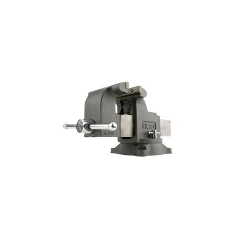 "WILTON WS4, Shop Vise 4"" with Swivel Base"