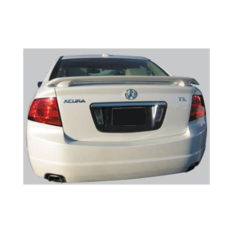 Unpainted 2004-2008 Acura TL Spoiler Factory Style
