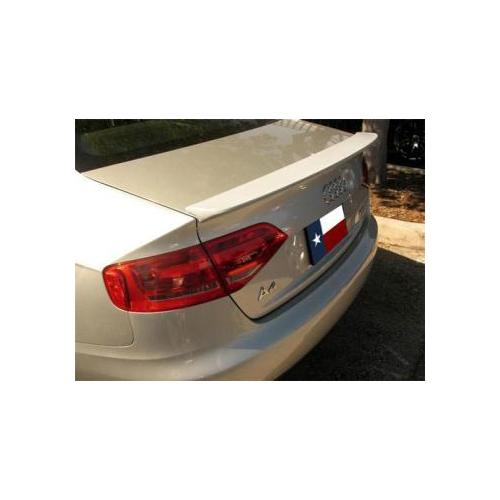 Painted 2009-2012 Audi A4 Lip Spoiler Factory Style