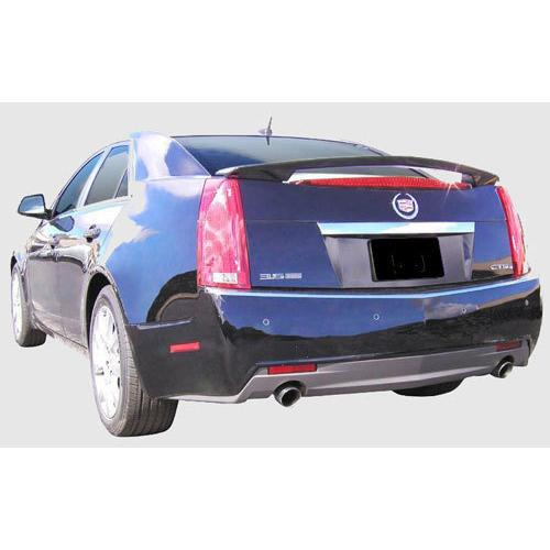Painted 2008-2013 Cadillac CTS Spoiler Factory Style
