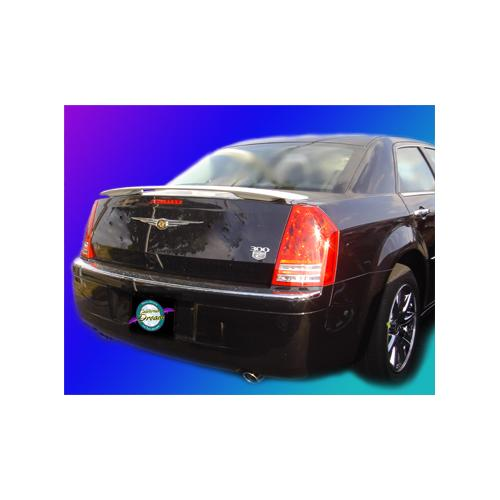 Painted 2005-2010 Chrysler 300C Spoiler Custom Style