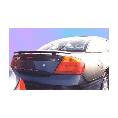 Unpainted 2001-2005 Chrysler Sebring Spoiler Coupe Custom Style Wing
