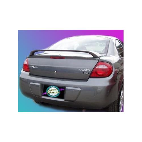 Painted 2000-2005 Dodge Neon Spoiler Custom Spoiler