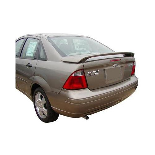 Painted 2005-2007 Ford Focus Spoiler Factory Style