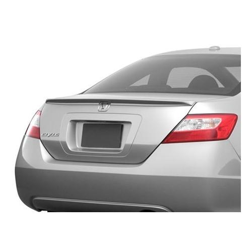 Unpainted 2006-2011 Honda Civic Coupe Spoiler Factory Lip Style