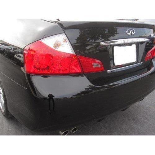 Painted 2008-2010 Infiniti M35 M45 Spoiler Custom Small Style