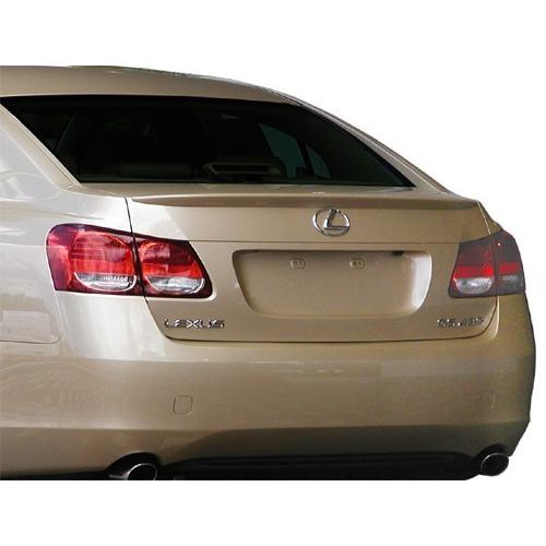 Painted 2006-2012 Lexus GS300 Spoiler Factory Style