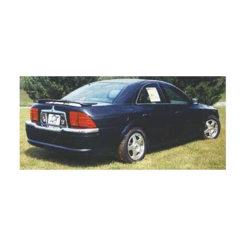 Painted 2003-2006 Lincoln LS Spoiler Custom Style