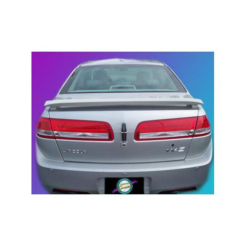 Unpainted 2006-2012 Lincoln MKZ Spoiler Custom Style Wing 2 Post