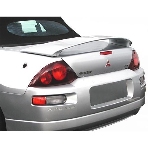 Painted 2000-2005 Mitsubishi Eclipse Spoiler Factory Style