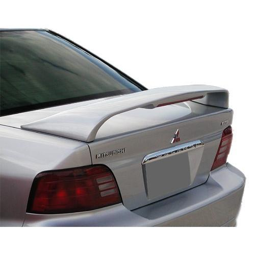 Painted 1999-2003 Mitsubishi Galant Spoiler Factory Style