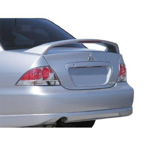 Unpainted 2004-2007 Mitsubishi Lancer Spoiler Factory Style