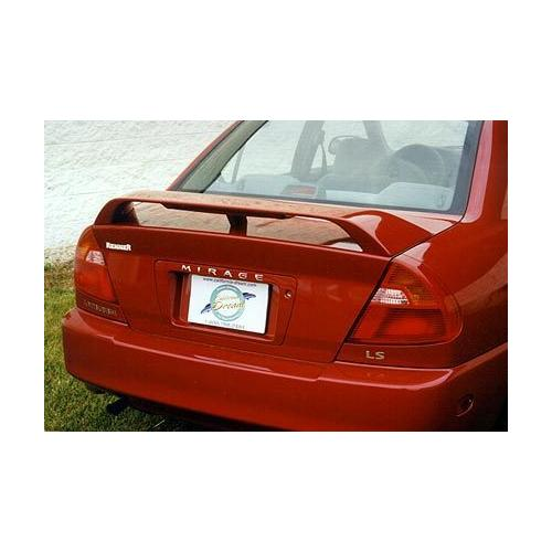 Painted 1998-2002 Mitsubishi Mirage Spoiler Factory Style