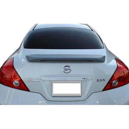Unpainted 2008-2013 Nissan Altima Coupe Spoiler Custom Style