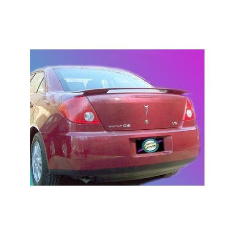 Painted 2005-2010 Pontiac G6 Sedan Spoiler Custom Style