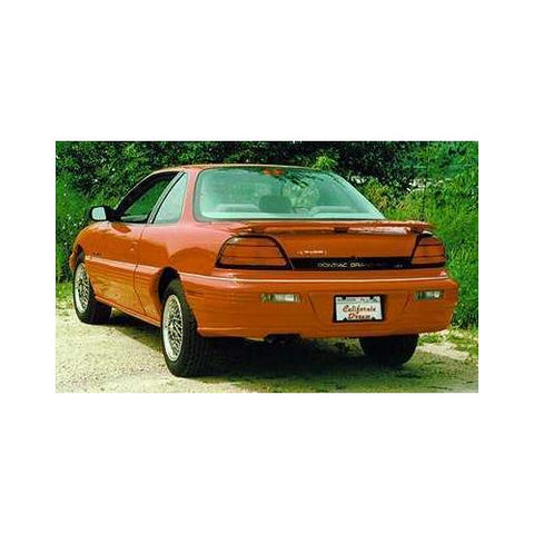 Unpainted 1992-1998 Pontiac Grand Am Spoiler Custom Style