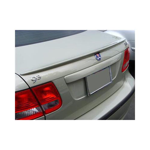 Painted 2003-2007 Saab 9.3 Spoiler Factory Style