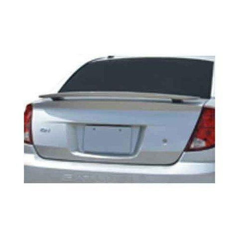 Unpainted 2003-2008 Saturn Ion Sedan Spoiler Factory Style