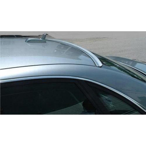 Painted 2006-2008 Audi A4 Roof Spoiler Roof Style