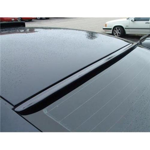 Painted 1997-2004 Audi A6 Roof Spoiler Custom Roof Style