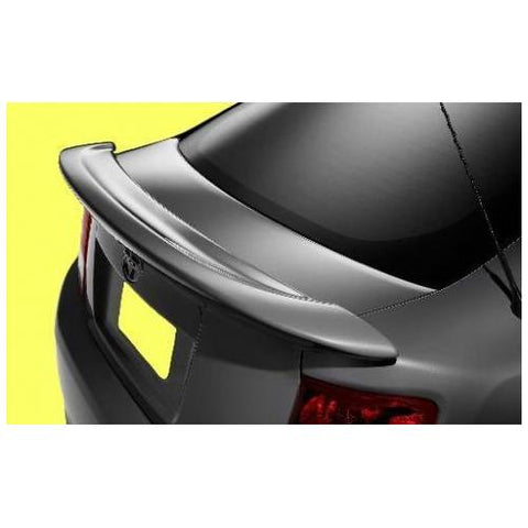 Painted 2011-2016 Scion TC Lip Spoiler Factory Style