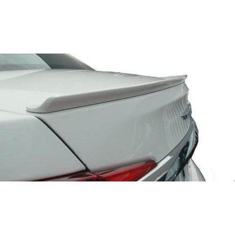 Painted 2011-2014 Chrysler 200 Spoiler Factory Lip Style