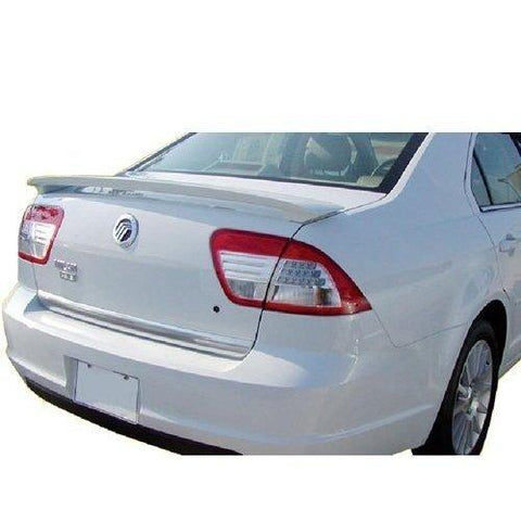 Unpainted 2006-2009 Mercury Milan Spoiler Custom Rear Wing