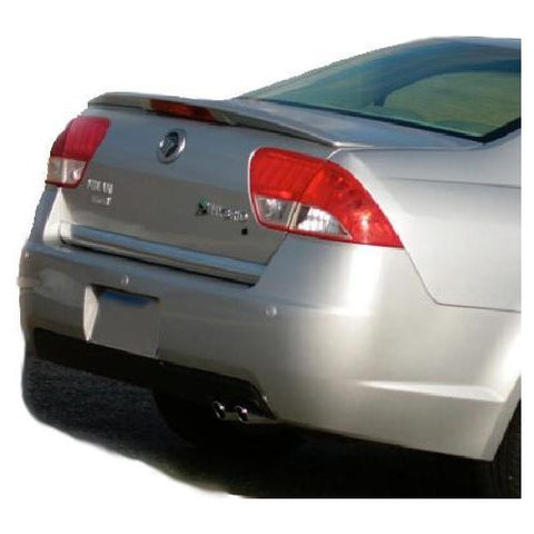 Painted 2010-2012 Mercury Milan Spoiler Factory Lip Style