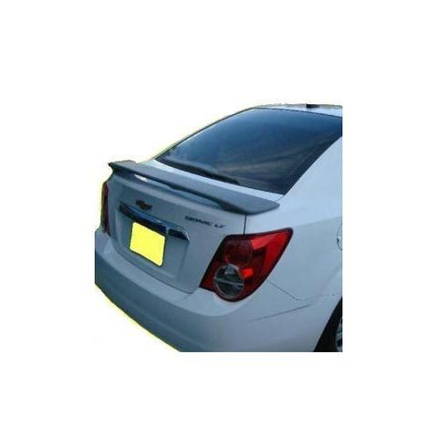 Painted 2012-2015 Chevrolet Sonic Spoiler 2 Post Style