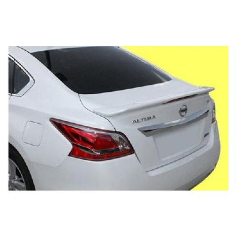 Painted 2013-2016 Nissan Altima Spoiler Sedan Factory Style
