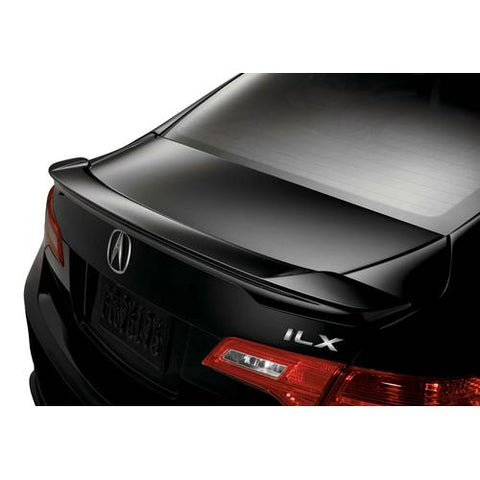 Painted 2013-2015 Acura ILX Factory Style Flush Mount Rear Spoiler