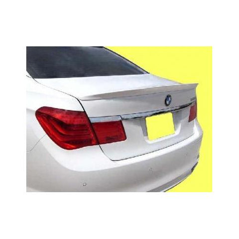 Unpainted 2010-2014 BMW 7 Series Spoiler Factory Lip Spoiler