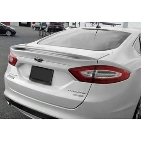 Unpainted 2013-2015 Ford Fusion Spoiler Factory Style