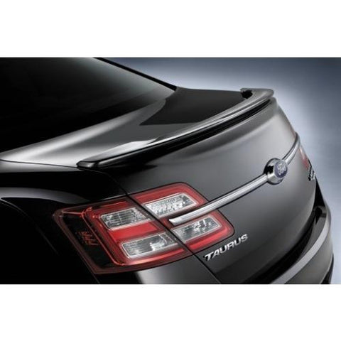 Unpainted 2013-2015 Ford Taurus Spoiler Factory Lip Style