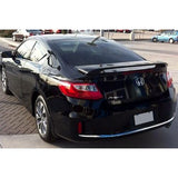 Unpainted 2013-2017 Honda Accord Coupe Spoiler Custom Style