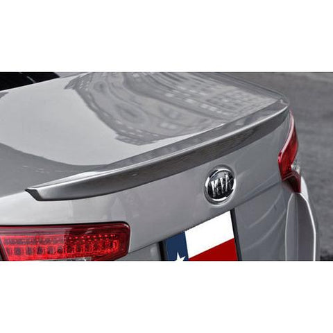 Unpainted 2011-2013 Kia Optima Spoiler Factory Lip Spoiler