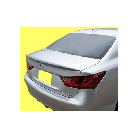 Painted 2013-2015 Lexus GS350 Spoiler Factory J Style