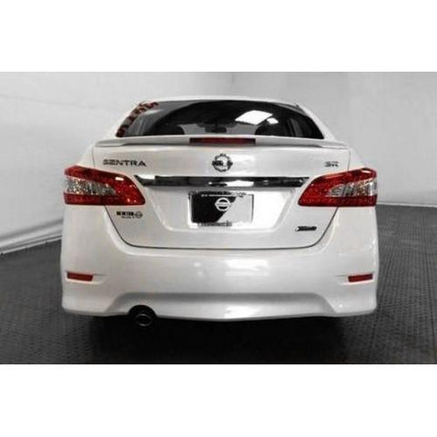 Unpainted 2013-2015 Nissan Sentra Spoiler Factory Style