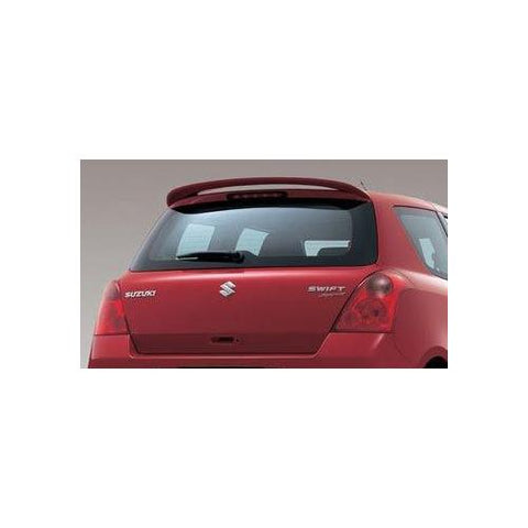 Painted 2012-2013 Suzuki Swift Spoiler Factory Style