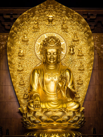 Golden Budha