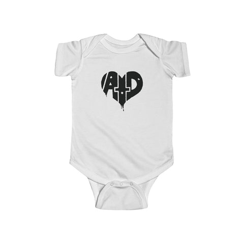 Infant ATD Shortsleeve Bodysuit