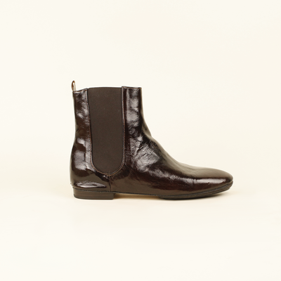 Chelsea boot in vernice - Kudetà