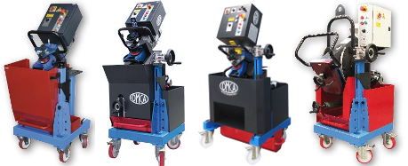 Automatic Feed Beveling Machines