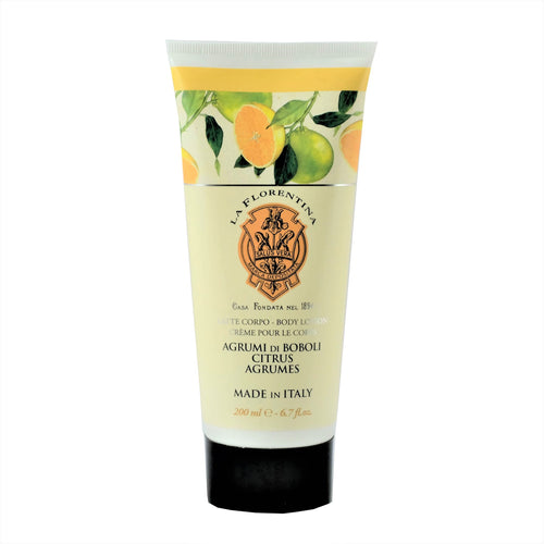 La florentina boboli citrus body lotion 200ml
