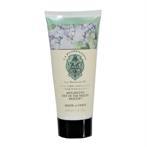 La florentina lily of the valley body lotion 200ml