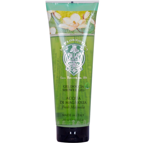 La Florentina Shower Gel Tube 250ml  Italian Soap Tuscan region made in Italy